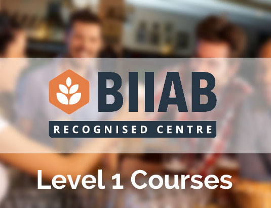 Level 1 BIIAB Courses