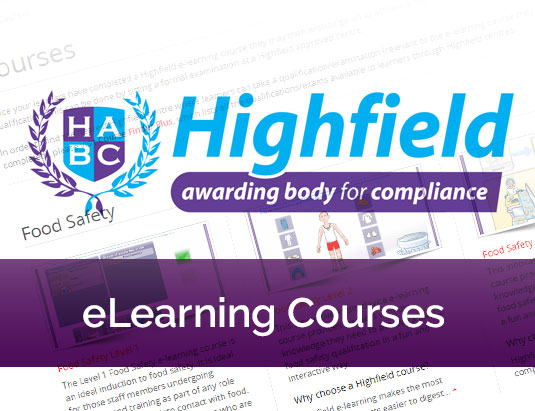 Highfield Learning Courses